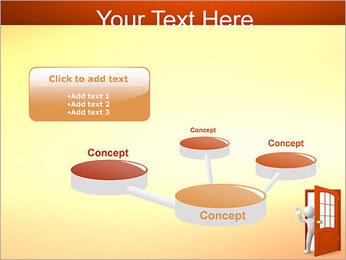 Adeus Modelos de apresentações PowerPoint - Slide 9