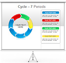 Circles PPT Diagrams & Chart
