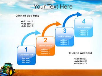 Tracteur dans le champ Modèles des présentations  PowerPoint - Diapositives 20