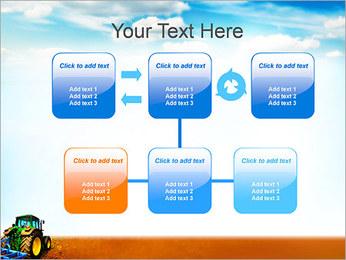 Tracteur dans le champ Modèles des présentations  PowerPoint - Diapositives 23