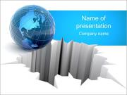 Global Catastrophe PowerPoint Templates