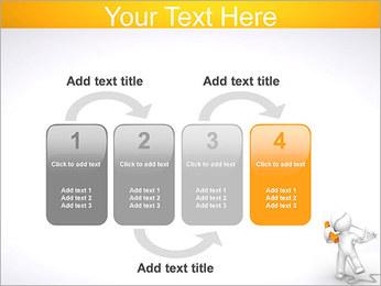 Enredado en teléfono Plantillas de Presentaciones PowerPoint - Diapositiva 11