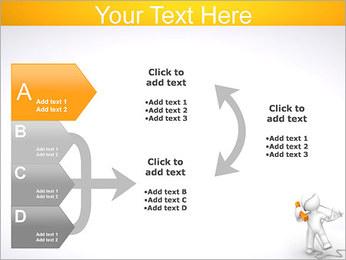 Enredado en teléfono Plantillas de Presentaciones PowerPoint - Diapositiva 16