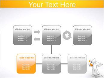 Enredado en teléfono Plantillas de Presentaciones PowerPoint - Diapositiva 23
