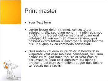 Enredado en teléfono Plantillas de Presentaciones PowerPoint - Diapositiva 24