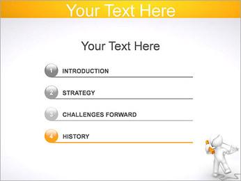 Enredado en teléfono Plantillas de Presentaciones PowerPoint - Diapositiva 3