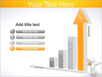 Enredado en teléfono Plantillas de Presentaciones PowerPoint - Diapositiva 6