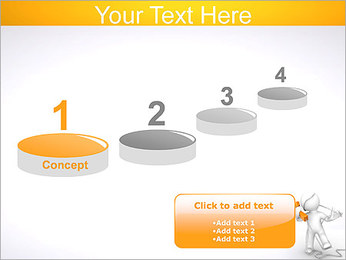 Enredado en teléfono Plantillas de Presentaciones PowerPoint - Diapositiva 7