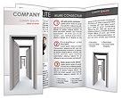 Open Doors Brochure Templates
