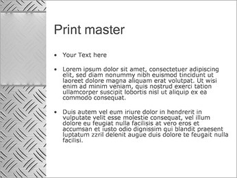 Conception Argent Modèles des présentations  PowerPoint - Diapositives 24