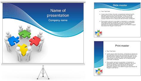 Obras Coletivas Modelos de apresentações PowerPoint