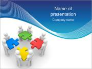 Collective Works PowerPoint Templates