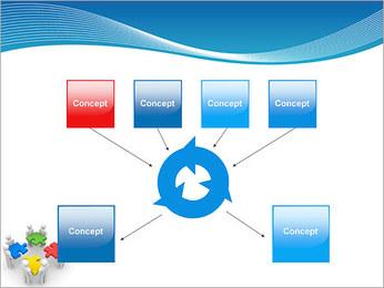 Obras Coletivas Modelos de apresentações PowerPoint - Slide 10