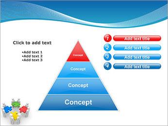 Obras Coletivas Modelos de apresentações PowerPoint - Slide 22