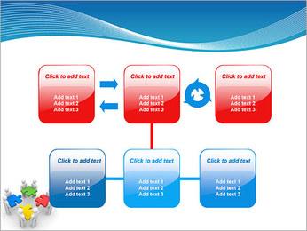 Obras Coletivas Modelos de apresentações PowerPoint - Slide 23