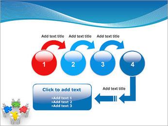 Obras Coletivas Modelos de apresentações PowerPoint - Slide 4