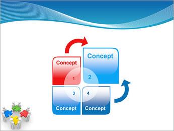 Obras Coletivas Modelos de apresentações PowerPoint - Slide 5