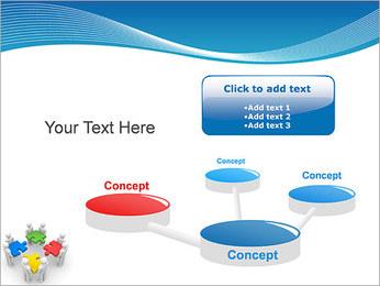 Obras Coletivas Modelos de apresentações PowerPoint - Slide 9