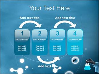 Chimie Tube à essai Modèles des présentations  PowerPoint - Diapositives 11