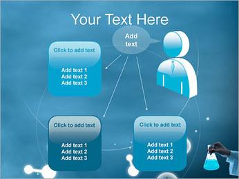 Chimie Tube à essai Modèles des présentations  PowerPoint - Diapositives 12