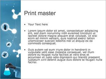 Chimie Tube à essai Modèles des présentations  PowerPoint - Diapositives 24