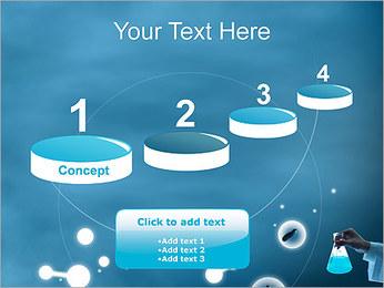 Chimie Tube à essai Modèles des présentations  PowerPoint - Diapositives 7