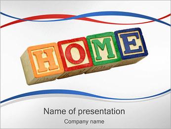 Wordのホーム PowerPointプレゼンテーションのテンプレート
