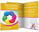 United Hands Brochure Templates