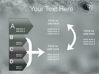 Dollars entonnoir Modèles des présentations  PowerPoint - Diapositives 16