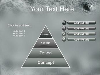 Dollars entonnoir Modèles des présentations  PowerPoint - Diapositives 22