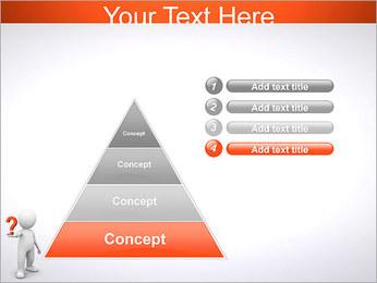Man Holding Pergunta Modelos de apresentações PowerPoint - Slide 22