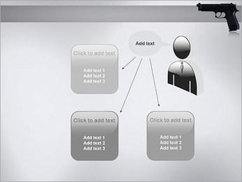 Pistol PowerPoint Template - Slide 12
