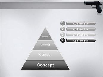 Pistol PowerPoint Template - Slide 22