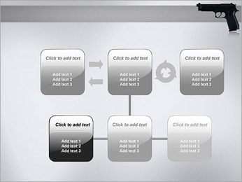 Pistol PowerPoint Template - Slide 23