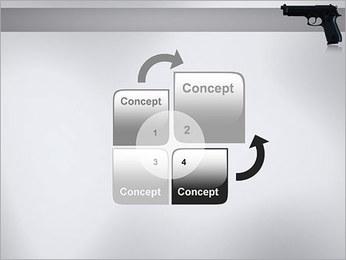 Pistol PowerPoint Template - Slide 5