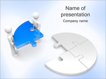 Last Part PowerPoint Template