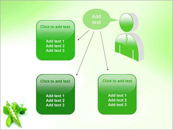 Pois frais Modèles des présentations  PowerPoint - Diapositives 12
