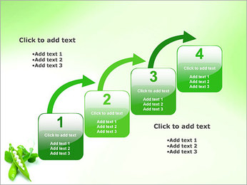 Pois frais Modèles des présentations  PowerPoint - Diapositives 20