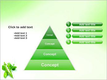 Pois frais Modèles des présentations  PowerPoint - Diapositives 22