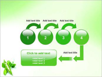 Pois frais Modèles des présentations  PowerPoint - Diapositives 4