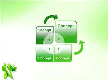 Pois frais Modèles des présentations  PowerPoint - Diapositives 5