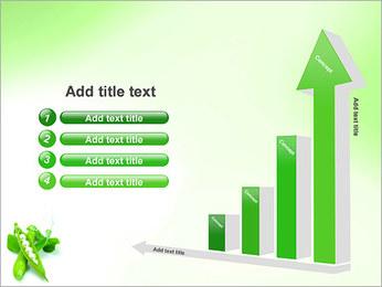 Pois frais Modèles des présentations  PowerPoint - Diapositives 6