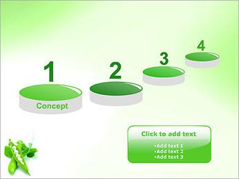Pois frais Modèles des présentations  PowerPoint - Diapositives 7