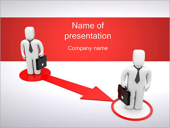 Business to Business I pattern delle presentazioni del PowerPoint