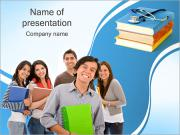Medical Students PowerPoint Templates