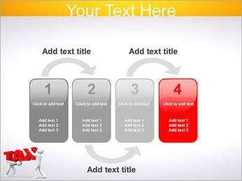 Imposto Modelos de apresentações PowerPoint - Slide 11
