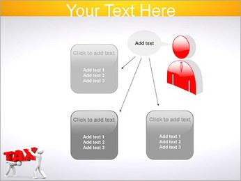 Imposto Modelos de apresentações PowerPoint - Slide 12