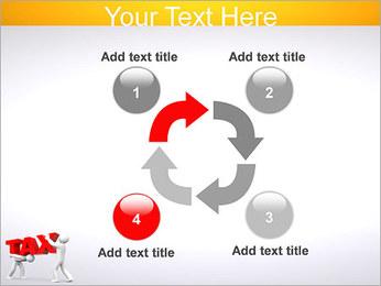 Imposto Modelos de apresentações PowerPoint - Slide 14