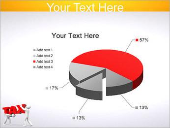 Imposto Modelos de apresentações PowerPoint - Slide 19