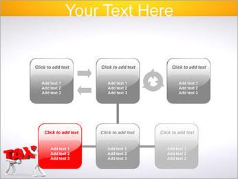 Imposto Modelos de apresentações PowerPoint - Slide 23